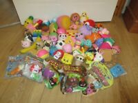 HUGE SQUISHY COLLECTION with around 70 items for INDIVIDUAL PURCHASE - in GREAT CONDITION