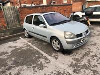 Renault clio 1.4 needs some work