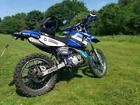 Yamaha dt125re dtr125 dtr good condition learner legal 2 stroke