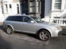 £1300 quick sale !!! Audi A6 Allroad 2.5 TDI QUATTRO 2004 - New MOT