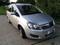 2013 Vauxhall Zafira 1.6 Exclusive - 1 Owner From Brand New **Only 26,000 Genuine miles