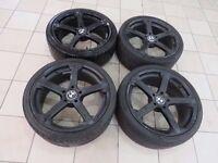 19INCH JADE R ALLOYS 5X120 BMW, MERC ETC