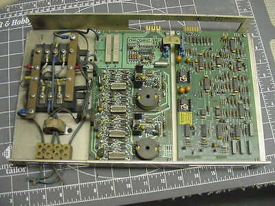 Bridgeport R2e4 Cnc Textron Servo Motor Drive Module Assembly 3-193-9616