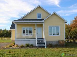 168 500$ - Maison à un étage et demi à vendre à Lyster