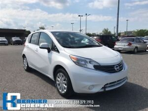 2014 Nissan Versa Note 1.6 SV **A/C, CRUISE, BLUETOOTH + WOW**