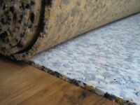 8mm thick carpet underlay for sale
