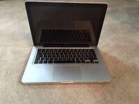 Macbook Pro i7 processor 16gb ram memory 750gb hd Apple laptop in full working order