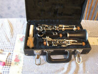 Buffet B12 Bb Clarinet