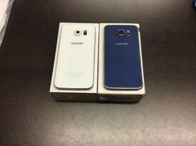 Samsung galaxy s6 32gb unlocked good condition with warranty and accessories