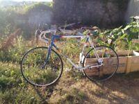 Raleigh Retro Vintage Road Bike Bicycle