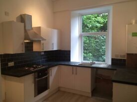 lovely two bed flat for rent