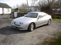 2000 Alfa Romeo GTV 2.0 Twin Spark Swap For Estate
