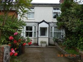 Double room to rent in shared, clean house in Romsey centre
