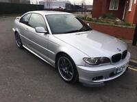 BMW 330 auto clubsport 2004 54 facelift 112000 fsh