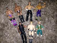 WWE wrestler bundle