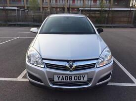 2008 Vauxhall Astra 1.6 automatic low mileage