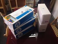 HP Laserjet Ink Cartridges (Black x1, Magenta x2, Cyan x2)