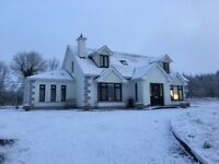 10 year old very private detached farmhouse set in 9 acres southern ireland may swap px uk £275000
