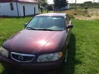 2000 Mazda 626 : As is