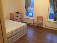 Cheap double room available now.. Willesden close to the Magistrate court..