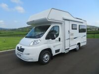 2009 COMPASS AVANTE GARDE 140 4 BERTH MOTORHOME WITH ONLY 14K MILES ANDERSON MOTORHOME SALES