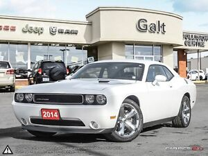 2014 Dodge Challenger SXT | NAVIGATION | CHROME WHEELS