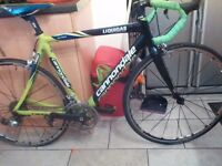Cannondale liquid gas pro cycling team racing bike