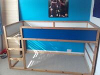 Ikea Bunk Bed / High Bed / Reversable Bed / Cabin Bed