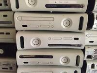 Joblot 200 x used untested Xbox 360 live consoles