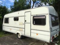 Lunar 5 berth caravan for sale