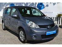 NISSAN NOTE Can't get Finance? Bad Credit? Unemployed? We can help!