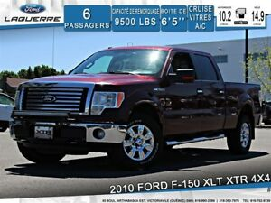 2010 Ford F-150 XLT XTR*4X4*6 PLACES*A/C*CRUISE**