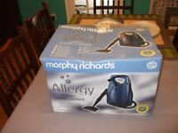 Morphy Richards Allergy Compact Steam Cleaner
