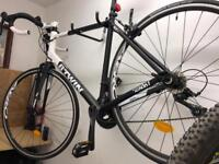 Road Bike Triban 520 - more or less brand new, only used once