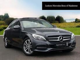 Mercedes-Benz C Class C220 BLUETEC SPORT PREMIUM PLUS (grey) 2015-04-30