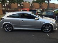 Vauxhall Astra vxr 300 Bhp stage 2