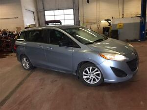 2012 Mazda MAZDA5 GS AS IS Winter Tire Pkg