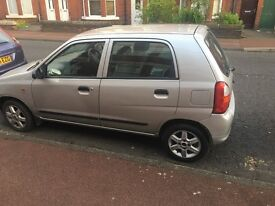Suzuki Alto 2006 Model £30 Road tax. Cheap insurance. Best And Cheapest City Car. Great Mpg