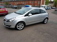 2007 VAUXHALL CORSA 1.3 LTR DIESEL 3DRS HATCHBACK £899 NO OFFERS CALL 07467740926 NO TEXT MESSAGES