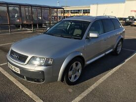 2006 AUDI A6 ALLROAD T QUATTRO AUTO / NEW MOT / PX WELCOME / NEW TURBOS / 1 OWNER / WE DELIVER