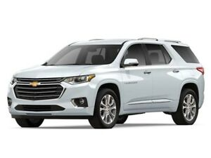 2018 Chevrolet Traverse LT LT Cloth w/1LT