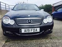 Mercedes 220 cdi 220 coupe sport 2006
