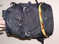 Kata camera bag rucksack