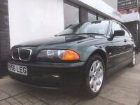BMW 3 Series 2.5 323i SE 4dr PARTS & LABOUR WARRANTY