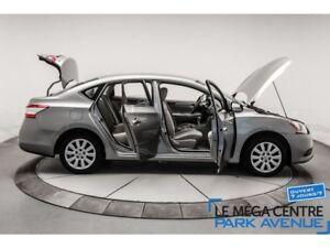 2013 Nissan Sentra SV, A/C, CRUISE CONTROL, GROUPE ELECTRIQUE