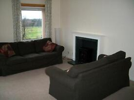 2 bed flat for rent -with private balcony, Barnton, Edinburgh.