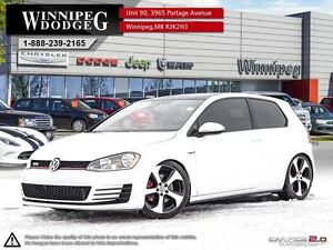 2015 Volkswagen Golf GTI 3-Door