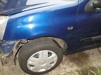 Renault Clio Passenger side wing ........Paint code TED44