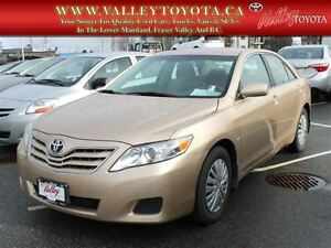 2010 Toyota Camry LE (#332)