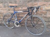 "Decathlon Sport 7.1 Road Bike Racer 17"" (43cm) Junior Small adult size"